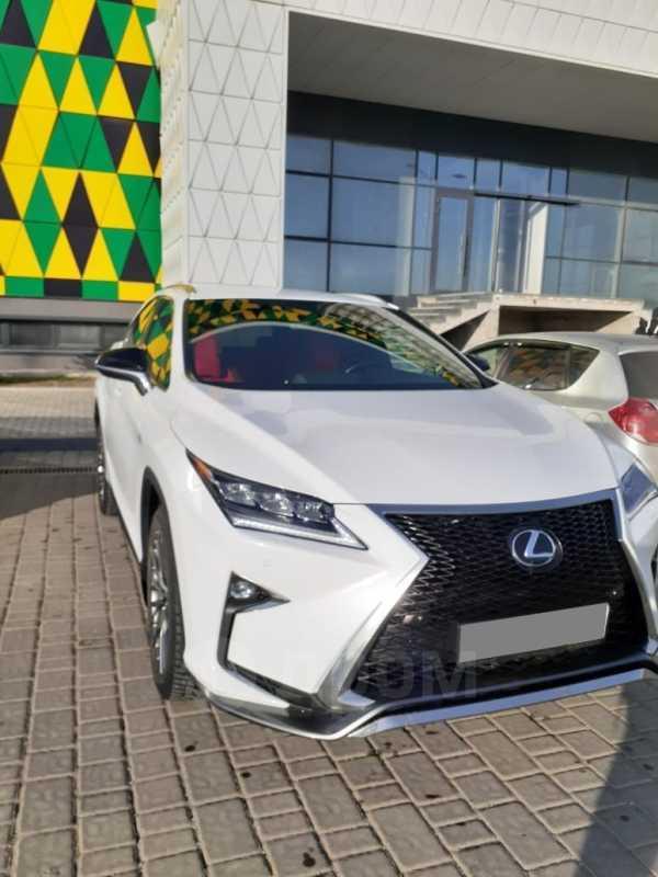 Lexus RX300, 2018 год, 3 300 000 руб.