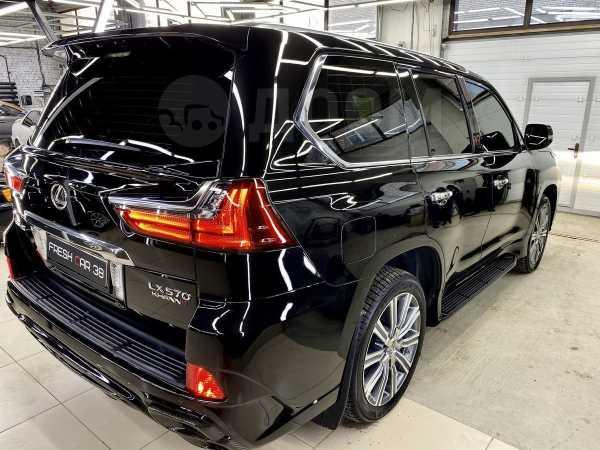 Lexus LX570, 2016 год, 4 900 000 руб.