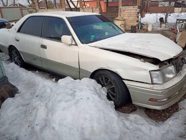 Toyota Crown, 1998 год, 150 000 руб.