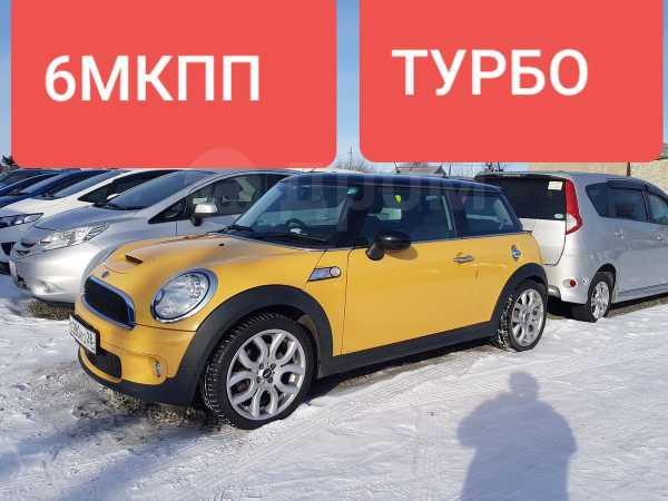 Mini Hatch, 2008 год, 580 000 руб.