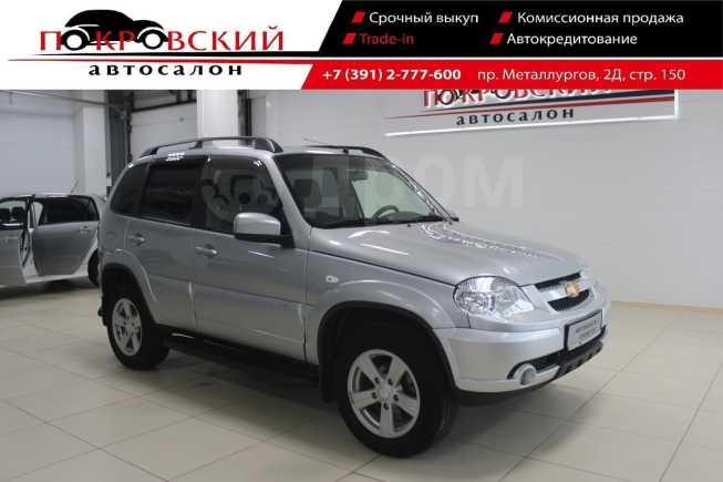 Chevrolet Niva, 2014 год, 465 000 руб.