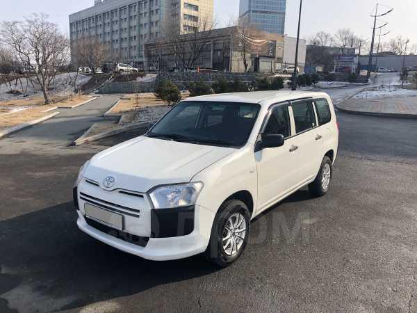 Toyota Probox, 2015 год, 455 000 руб.