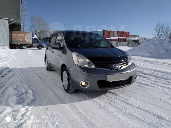 Nissan Note, 2013 год, 570 000 руб.