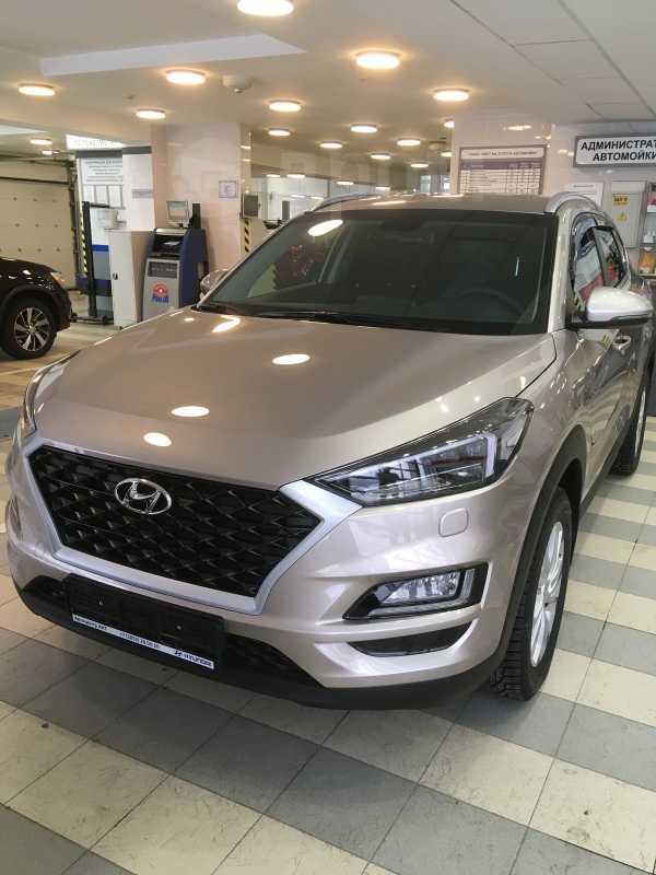 Hyundai Tucson, 2018 год, 1 650 000 руб.