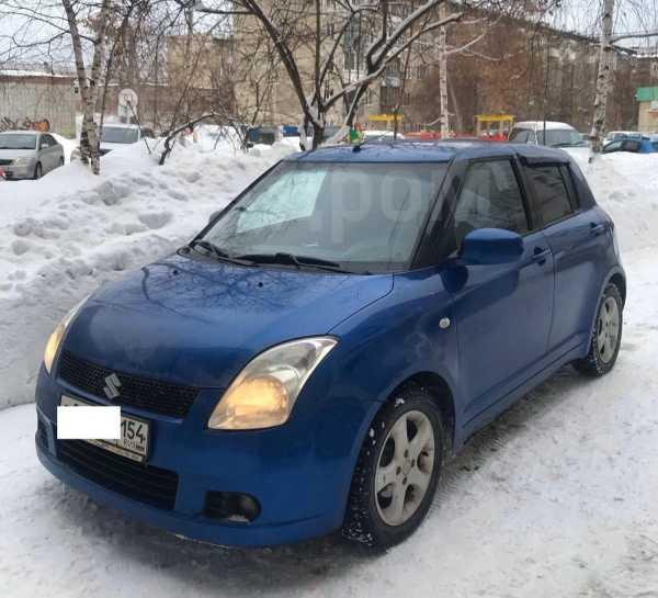 Suzuki Swift, 2008 год, 299 000 руб.