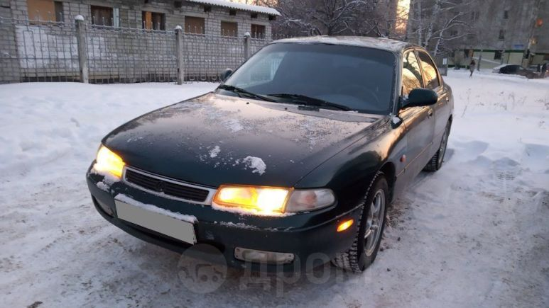Mazda 626, 1995 год, 29 999 руб.