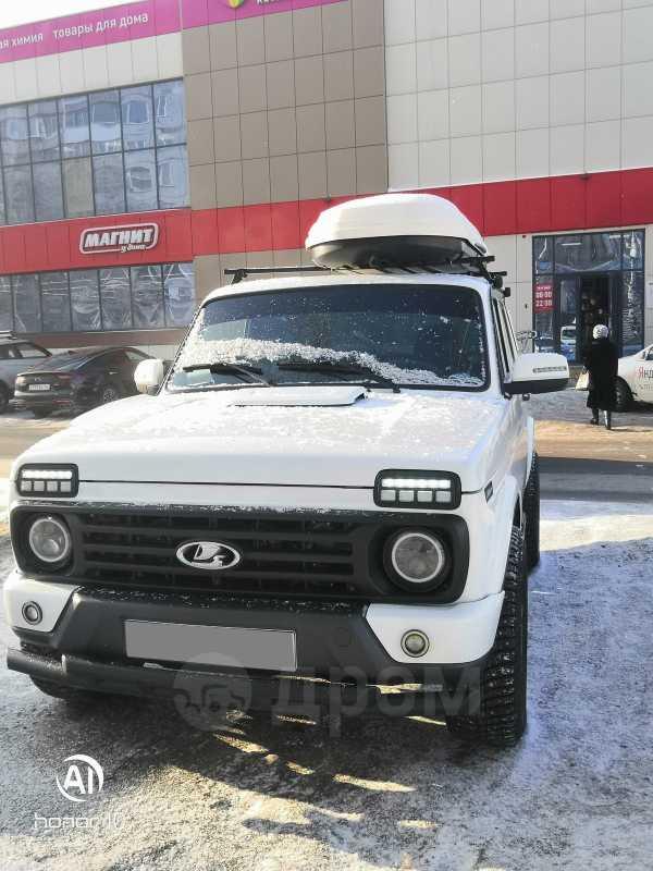 Лада 4x4 Урбан, 2018 год, 480 000 руб.
