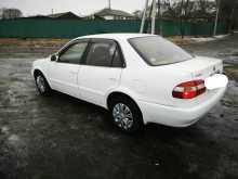 Уссурийск Corolla 1998