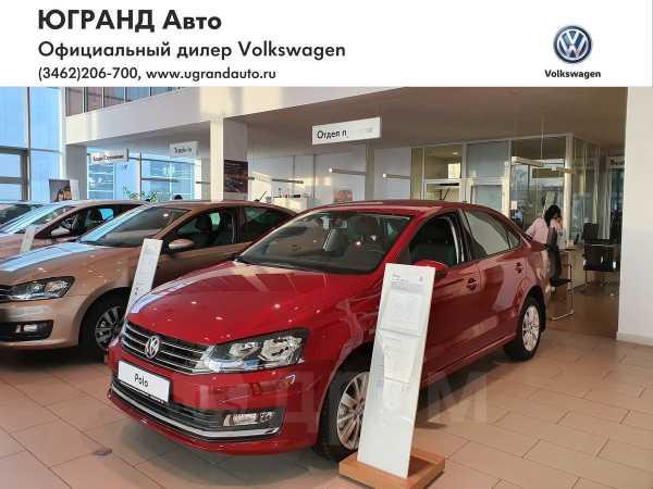 Volkswagen Polo, 2019 год, 878 388 руб.