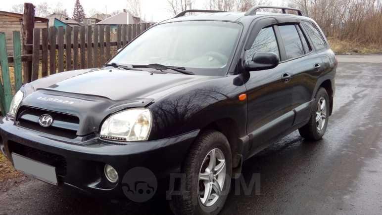 Hyundai Santa Fe Classic, 2009 год, 560 000 руб.
