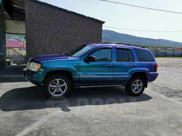 Jeep Grand Cherokee, 2004 год, 825 000 руб.
