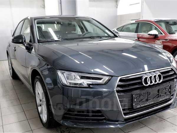 Audi A4, 2019 год, 2 010 000 руб.