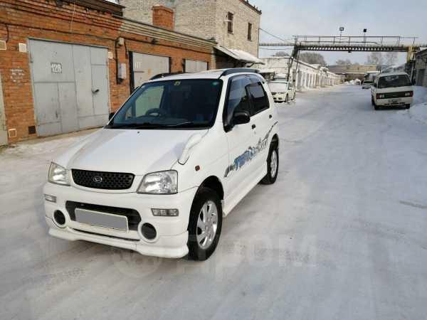 Daihatsu Terios Kid, 2000 год, 225 000 руб.