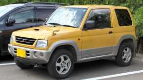 Нижневартовск Pajero Mini 1999