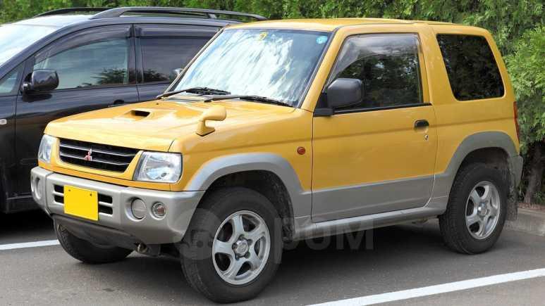 Mitsubishi Pajero Mini, 1999 год, 250 000 руб.