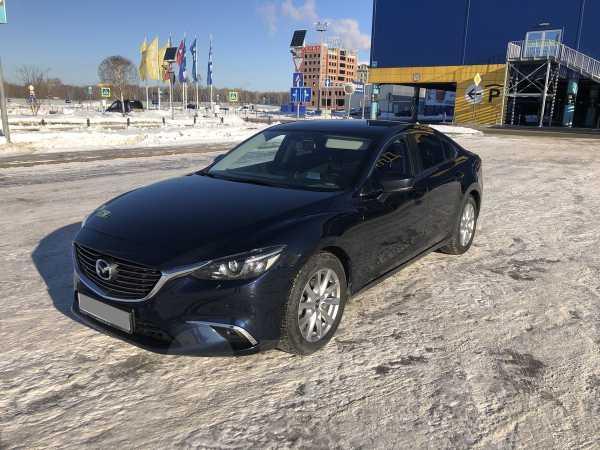 Mazda Mazda6, 2018 год, 1 380 000 руб.