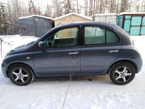 Nissan Micra, 2010 год, 390 000 руб.