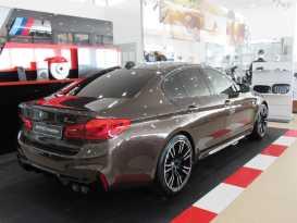 Новосибирск BMW M5 2020