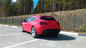 Нягань Astra GTC 2015