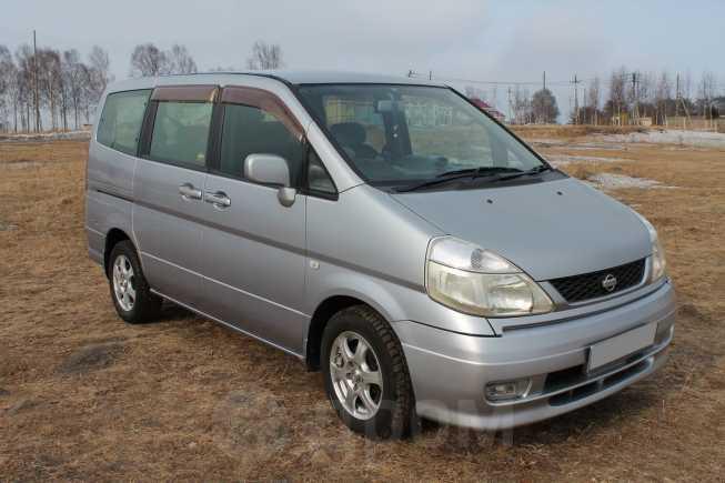 Nissan Serena, 1999 год, 280 000 руб.