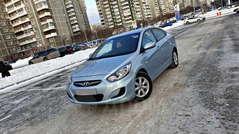 Hyundai Solaris, 2011 год, 330 000 руб.