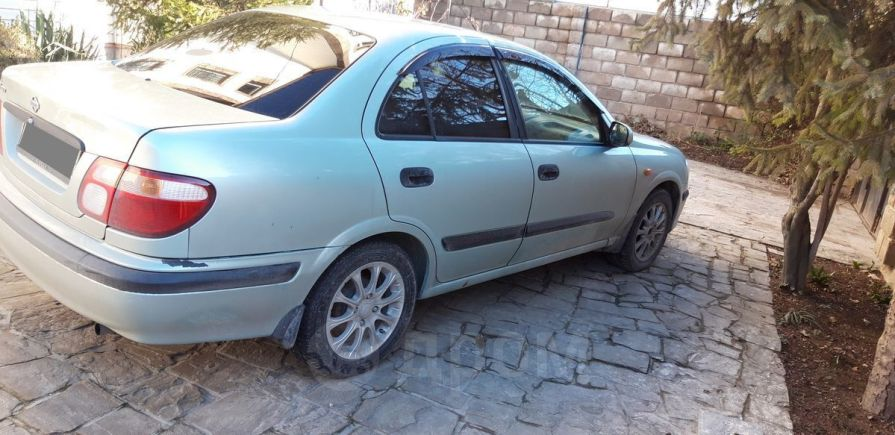 Nissan Almera, 2002 год, 220 000 руб.