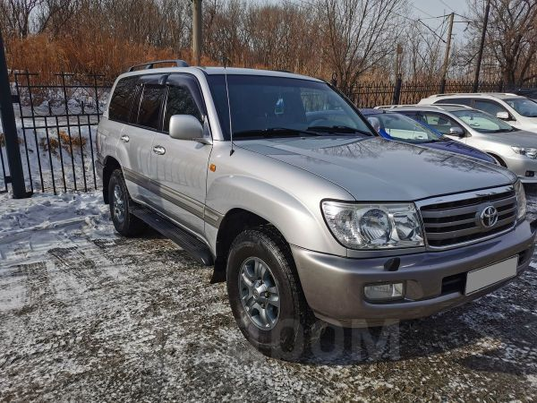 Toyota Land Cruiser, 2006 год, 1 530 000 руб.