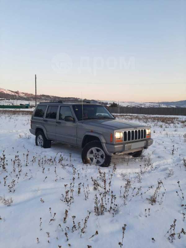 Jeep Cherokee, 1999 год, 465 000 руб.
