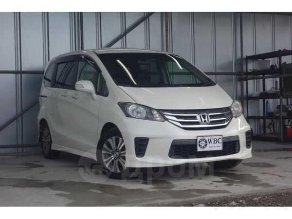 Honda Freed, 2012 год, 660 000 руб.