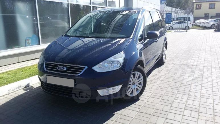 Ford Galaxy, 2011 год, 535 000 руб.