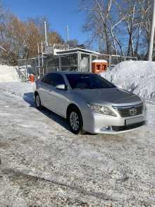 Абакан Toyota Camry 2012