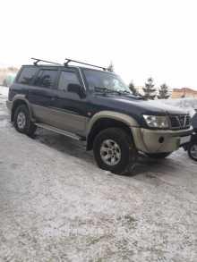 Новосибирск Nissan Patrol 2000