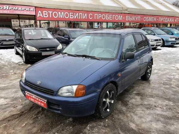 Toyota Starlet, 1996 год, 99 000 руб.