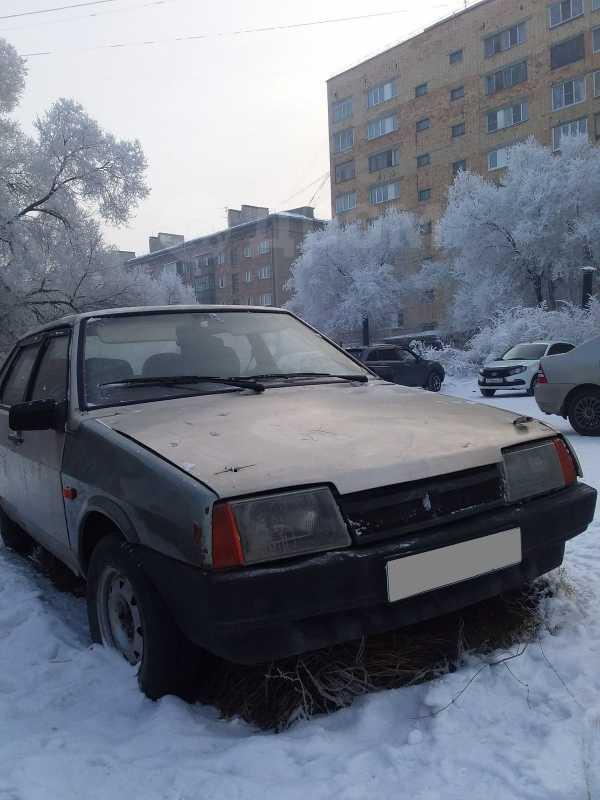 Лада 21099, 1987 год, 35 000 руб.
