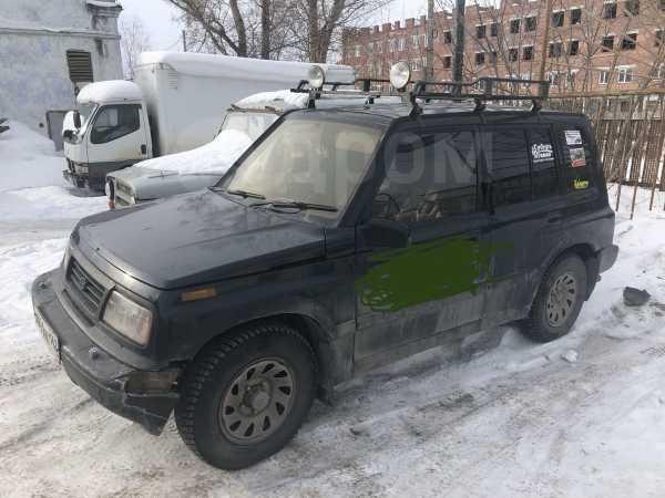 Suzuki Escudo, 1992 год, 100 000 руб.