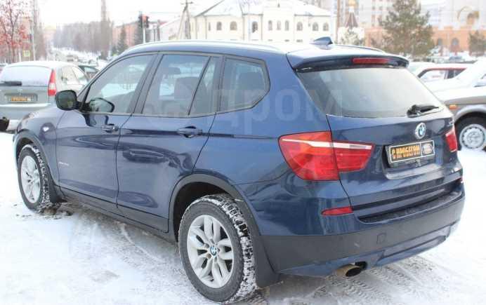 BMW X3, 2012 год, 1 080 000 руб.