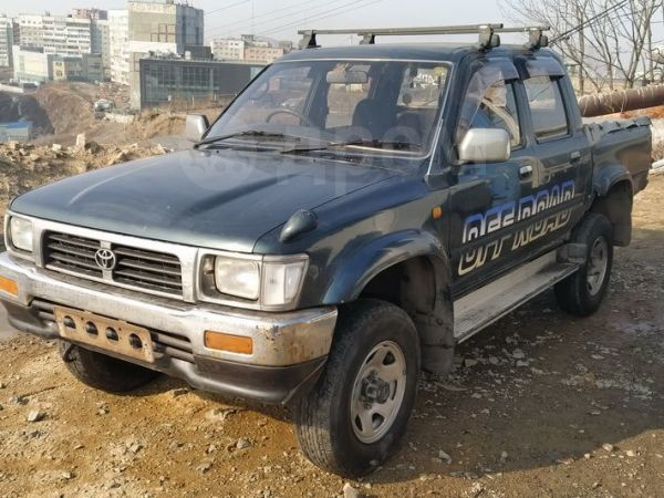 Toyota Hilux Pick Up, 1996 год, 300 000 руб.
