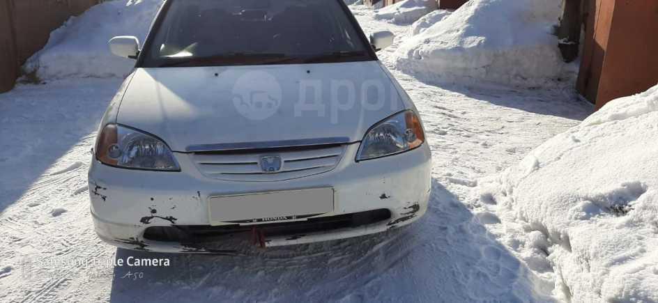 Honda Civic Ferio, 2002 год, 190 000 руб.