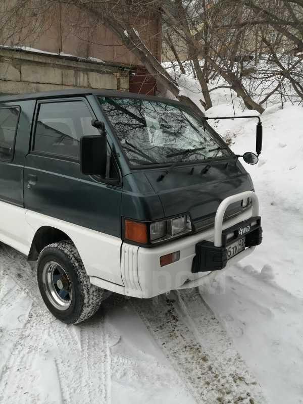 Mitsubishi Delica, 1989 год, 185 000 руб.