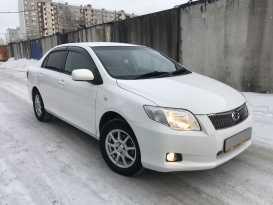 Хабаровск Corolla Axio 2008