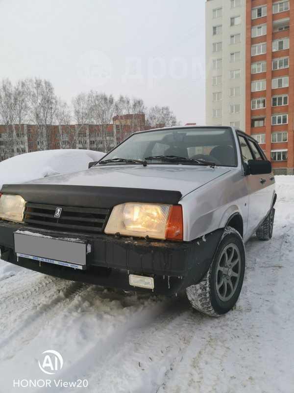 Лада 2109, 2002 год, 87 000 руб.
