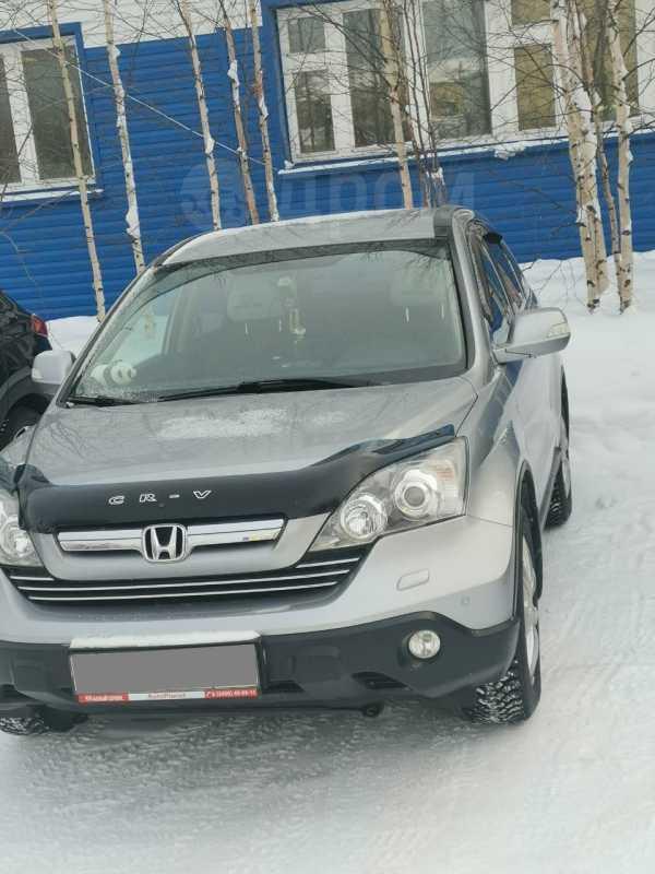 Honda CR-V, 2008 год, 790 000 руб.