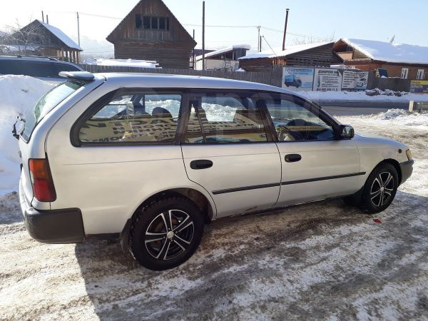 Toyota Corolla, 2000 год, 198 000 руб.
