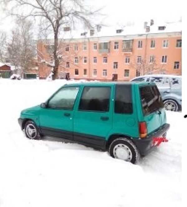 Daewoo Tico, 1999 год, 70 000 руб.
