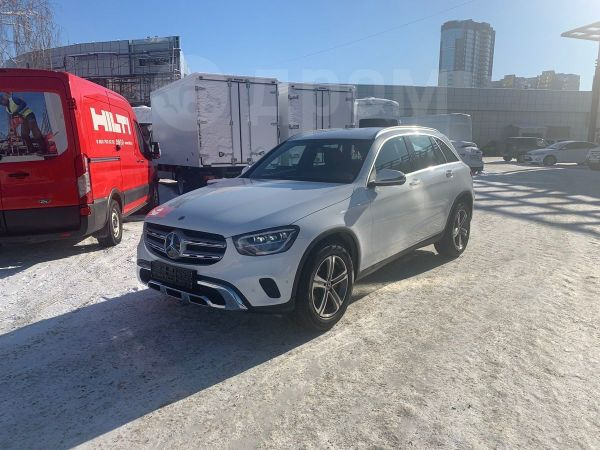 Mercedes-Benz GLC, 2019 год, 3 180 000 руб.