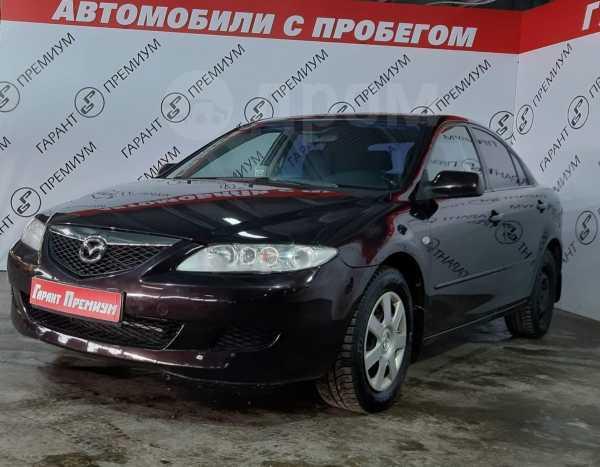 Mazda Mazda6, 2005 год, 245 000 руб.