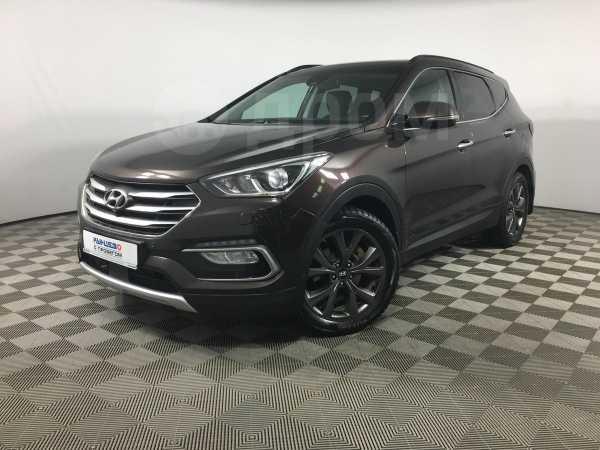 Hyundai Grand Santa Fe, 2017 год, 1 679 000 руб.