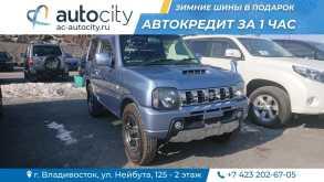 Владивосток Jimny 2012