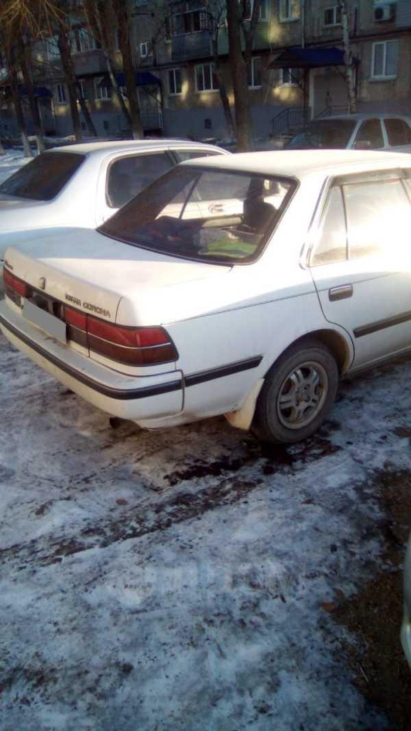 Toyota Corona, 1988 год, 65 000 руб.