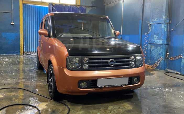 Nissan Cube, 2003 год, 260 000 руб.